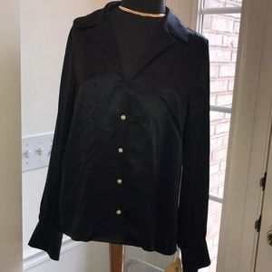 NWT Nordstrom Silk Blouse